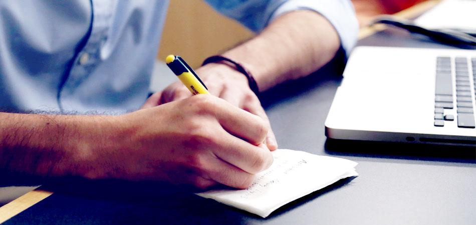Pen Writing