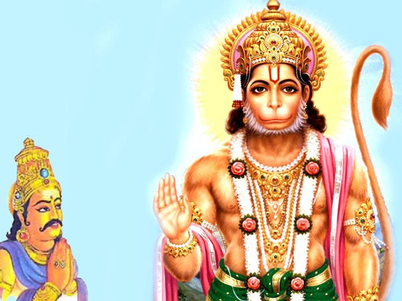 story of hanuman